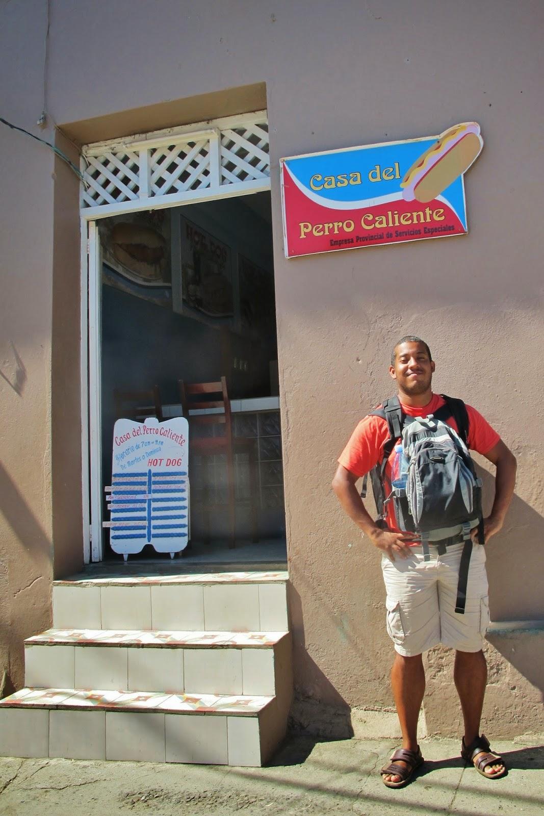 Baracoa, uma das regiões mais remotas de Cuba.