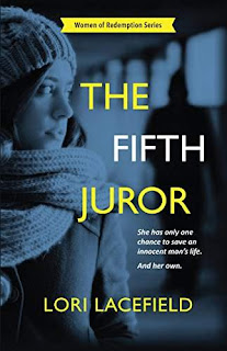 The Fifth Juror, a page-turning suspense thriller by Lori Lacefield