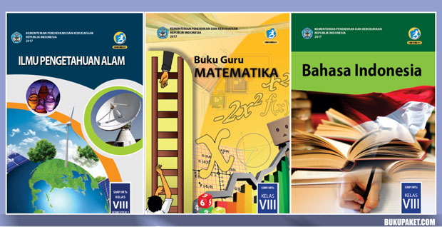 Buku Kurikulum 2013 Kelas 8 SMP/MTs Revisi 2017 Guru dan Siswa