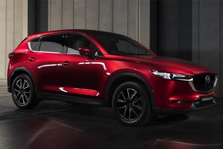Mobil Mazda CX-5