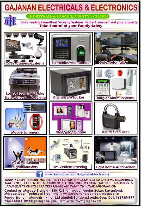 Gajanan Electricals and Electronics