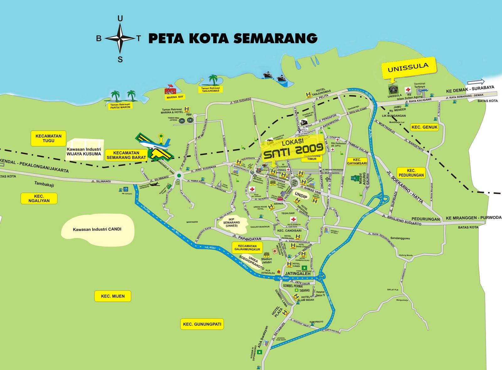 Kota Kendal 2013 Info Terbaru 2016 Info Harian Terbaru Kang Maning Wisata Semarang
