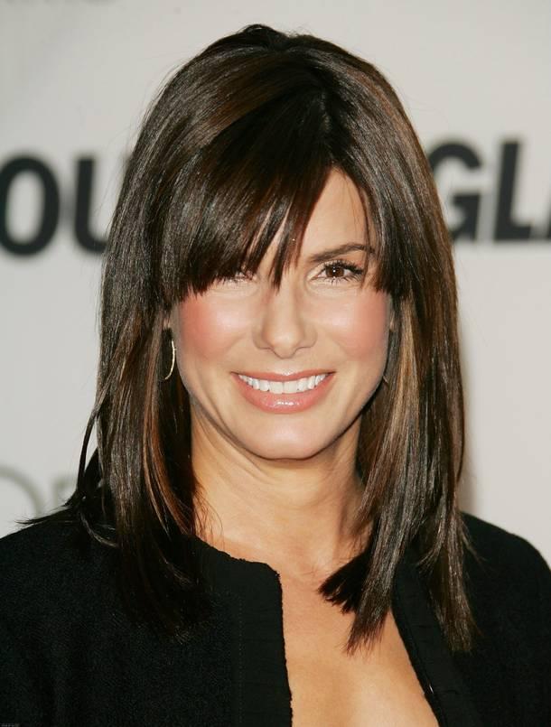 Sandra Bullock Hairstyle Trends Sandra Bullock Hairstyle