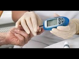 معدل السكر العشوائي بعد الاكل بأربع ساعات