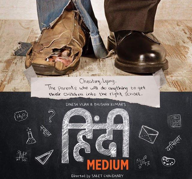 'Hindi Medium' Movie Tv Premier on Sony Max Wiki,Timing,Song,Cast