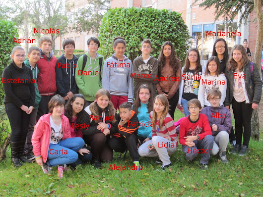 Spanish host students