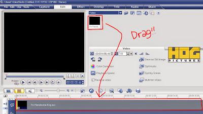 Mempercepat dan Memperlambat Video di Ulead Video Studo - Hog Pictures