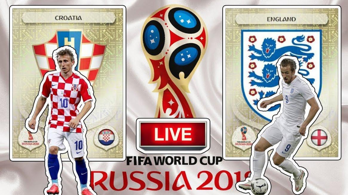 Mondiali 2018: CROAZIA INGHILTERRA Streaming Rojadirecta e Diretta TV su Canale 5.