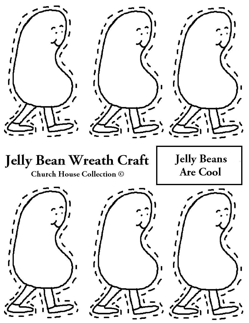Church House Collection Blog: Cave City School Jelly Bean