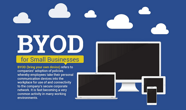 BYOD for Small Businesses