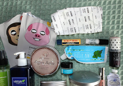 April 2017 Empties