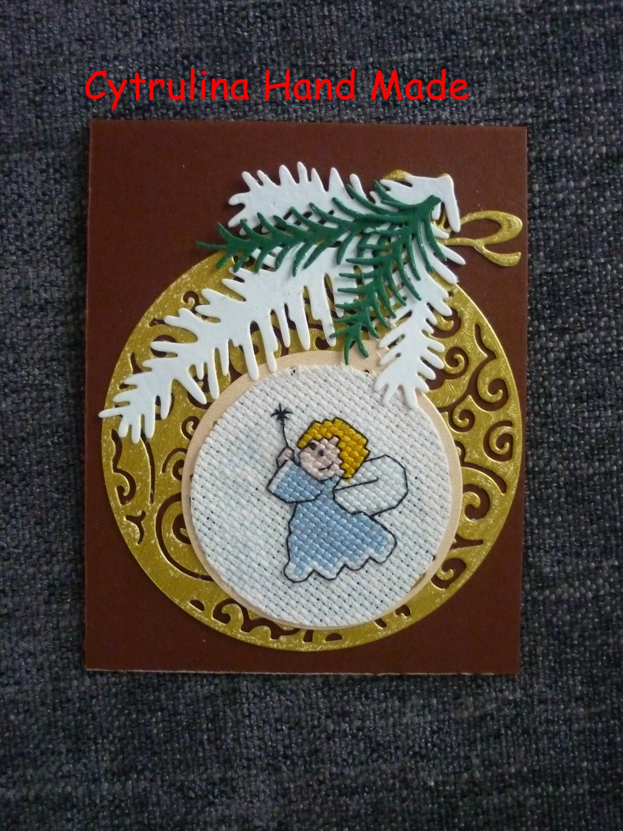 P1160929 - Imieniny miesiąca grudnia ilistopada - 2 karteczki
