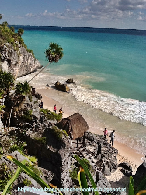 Praia Ruínas Tulum