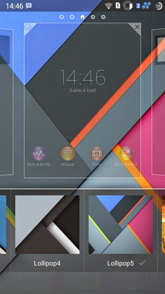 Custom Rom Cross A7S Xperia C | Download Custom Rom Android