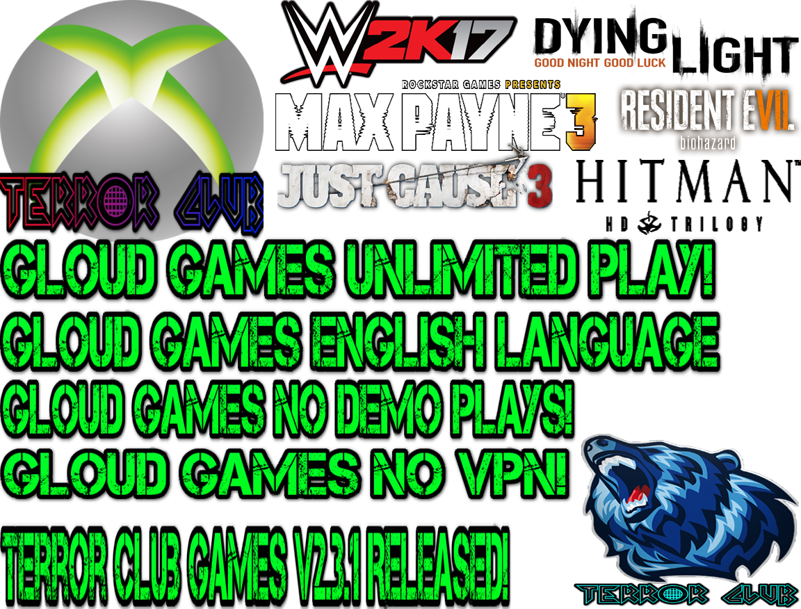 Games Mods Gloud Games Latest V2 3 1 Play Unlimited