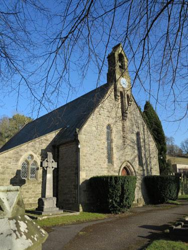 All Saints Church Calver