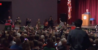 Loud And Angry, Protesters Turn Congressional Town Halls Into Must-See Political TV