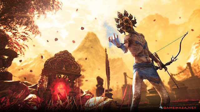 Far Cry Primal Gameplay Screenshot 1
