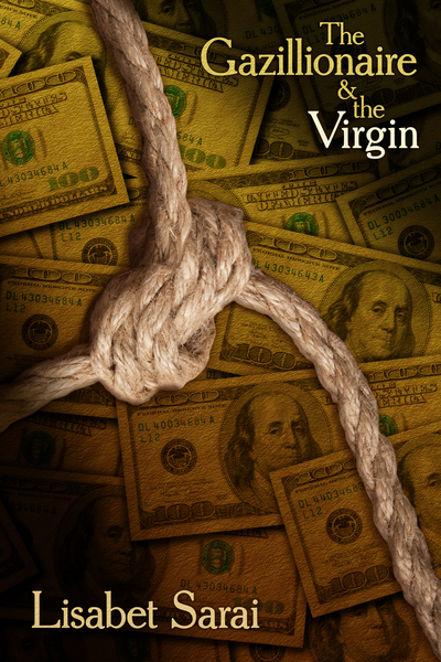 The Gazillionaire and the Virgin cover
