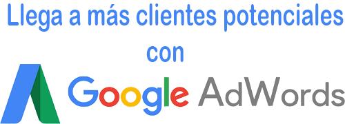 Tu blog puede llegar a más personas con Google AdWords