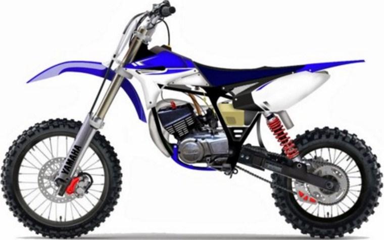 50 Foto Gambar Modifikasi Motor Yamaha Rx King Trail
