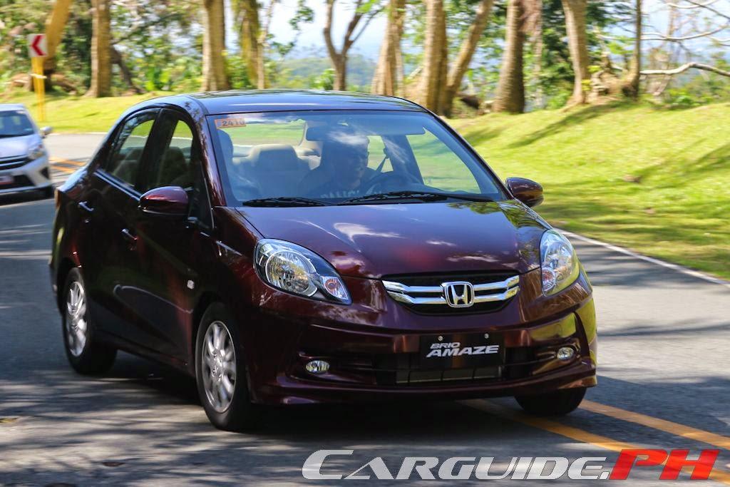 First drive 2014 honda brio and brio amaze philippine for Value car motor city