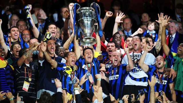 Assista a jogos do time Inter de Milão