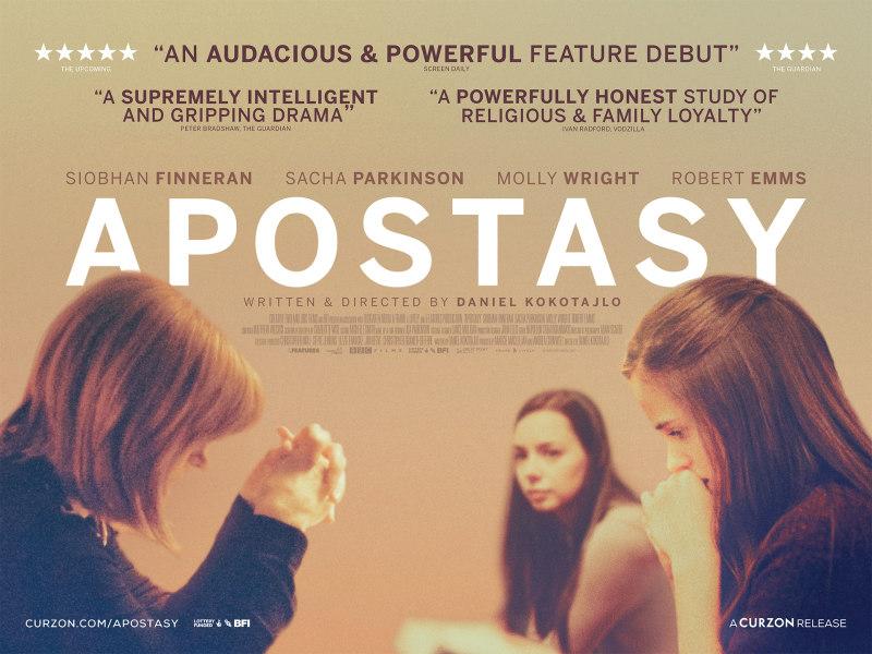 apostasy film poster