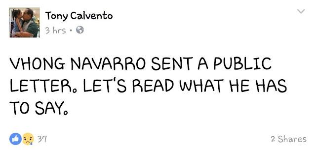"""""""ANG IPAKULONG AKO AY ISANG MALAKING DAGOK SA ATING HUSTISYA"""" Vhong Navarro Finally Spoken"""