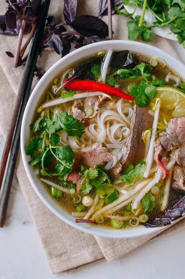 [Vietnamese Recipes] Pho (Vietnamese Noodle Soup) - All ...