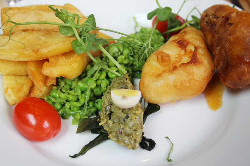 vegan fish and chips terre terre