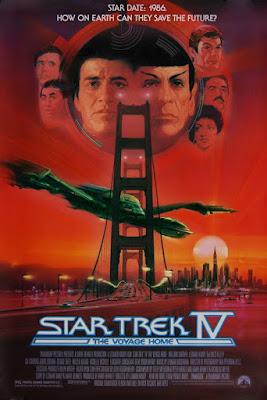 star trek powrót na ziemię film recenzja wieloryby shatner nimoy kirk spock