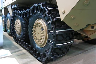 Track over Wheels