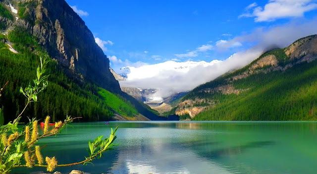 Montañas Alberta Canadá