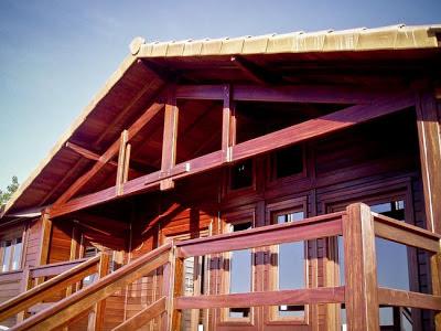 ¿Qué quiere decir que la madera tropical está certificada? - Construcción de casas de madera ecológicas