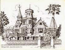 Stollmeyer Castle - Queen's Park Savannah. PoS.