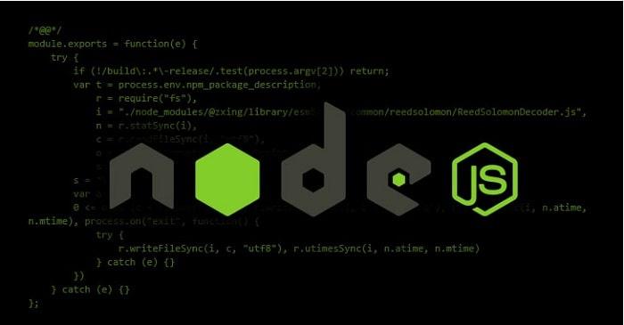 Module NodeJs Bị Lợi Dụng Để Đánh Cắp Tiền Ảo Bitcoin