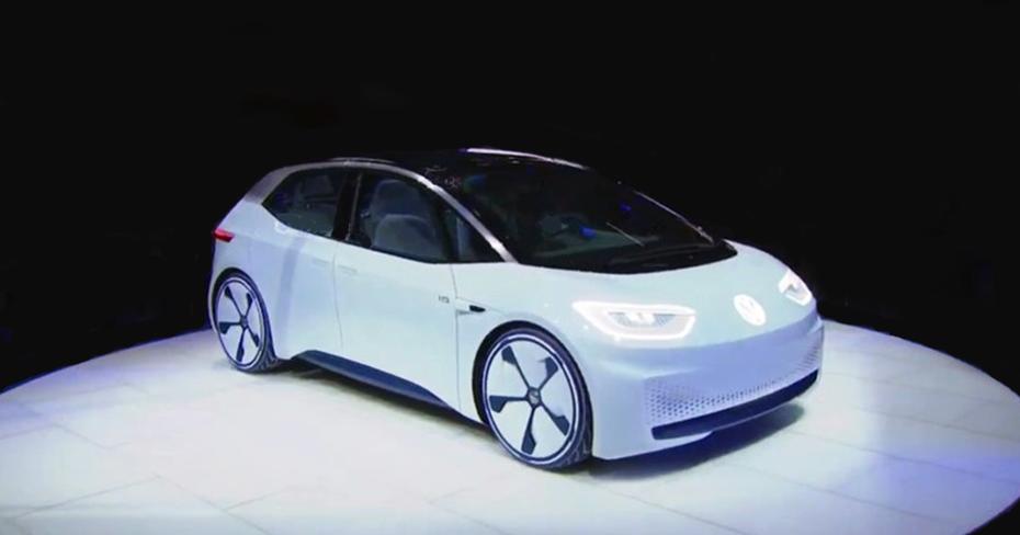 Volkswagen ID, l'auto elettrica di nuova generazione