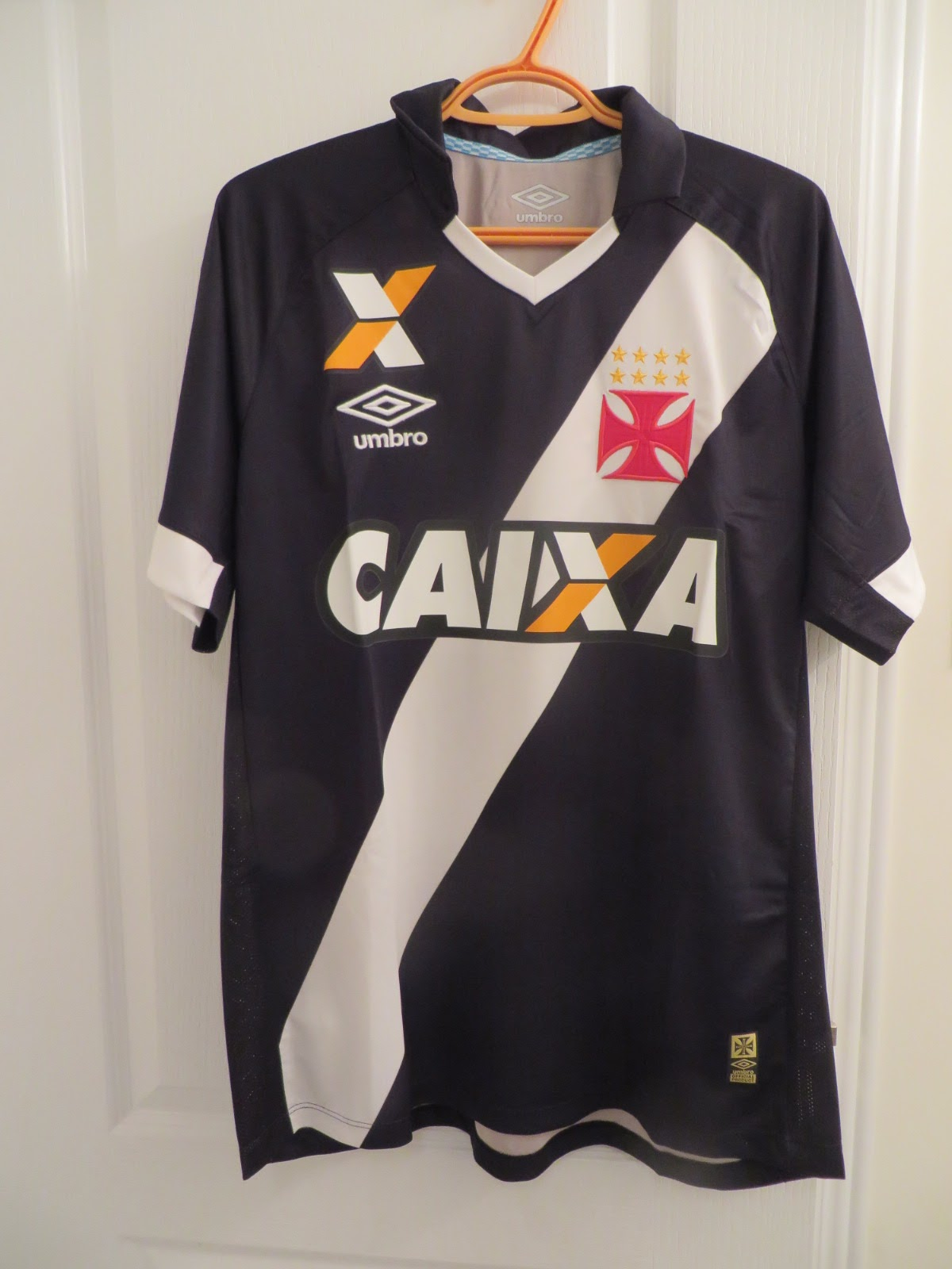 078809871ff0f My Umbro Football Jerseys Collection  Vasco da Gama 2015 Home S S Jersey