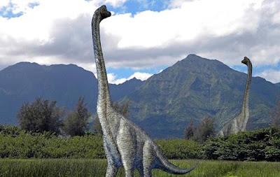 Macam-Macam Dinosaurus Ultrasauros