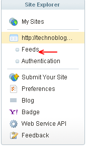 Submit site to yahoo bing google search index 2