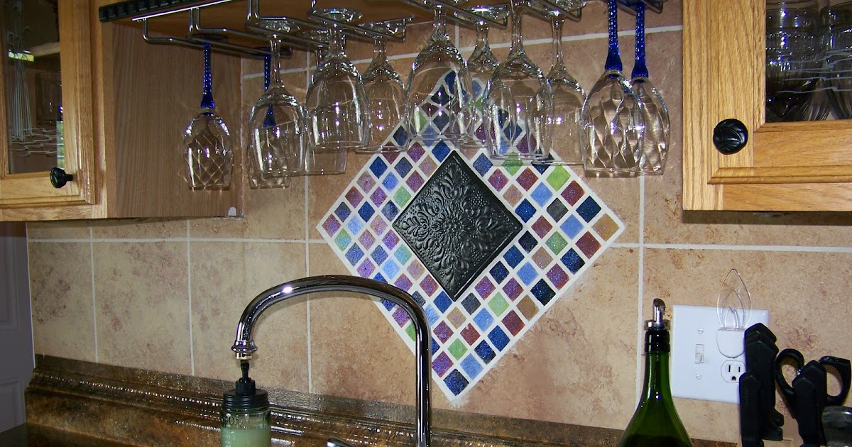 Old Things New Again Faux Tile Faux Granite And More