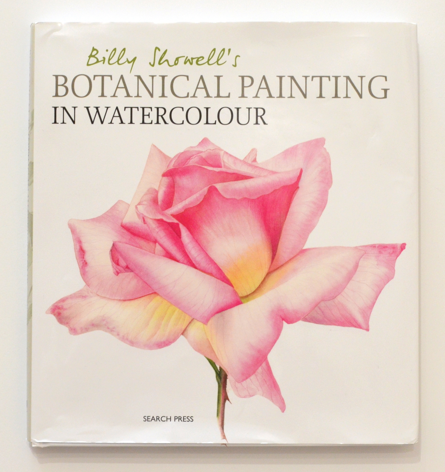 Watercolor books by search press - Of Course I Spent All Day Yesterday Reading It And Admiring All Those Beautiful Paintings Inside I Have All Four Books By Billy And All Of Them Are Just