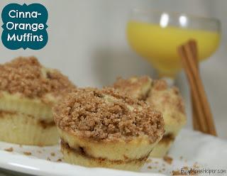 Blueberry Lemonade Muffins