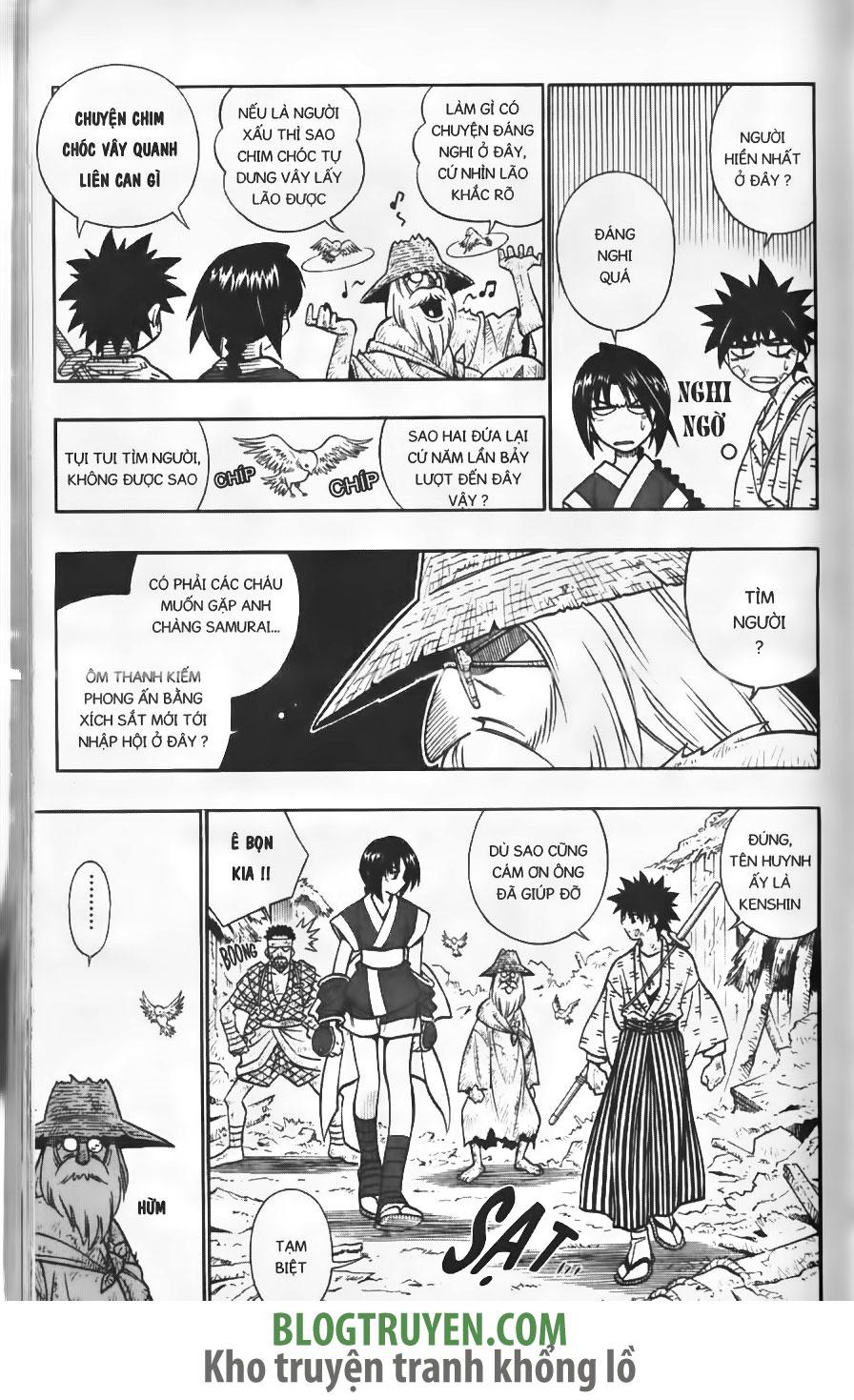 Rurouni Kenshin chap 210 trang 9