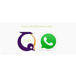 Duta, WhatsApp, Cnn, Duta logo, logos,  Cloud news, the news Duta Network Duta messenger
