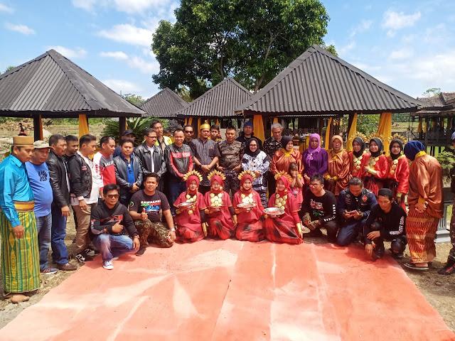 Fokus Kultur Budaya, Res Area Saomario Soppeng Diresmikan