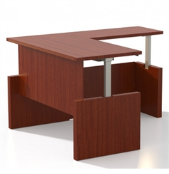 Aberdeen Height Adjustable Desk