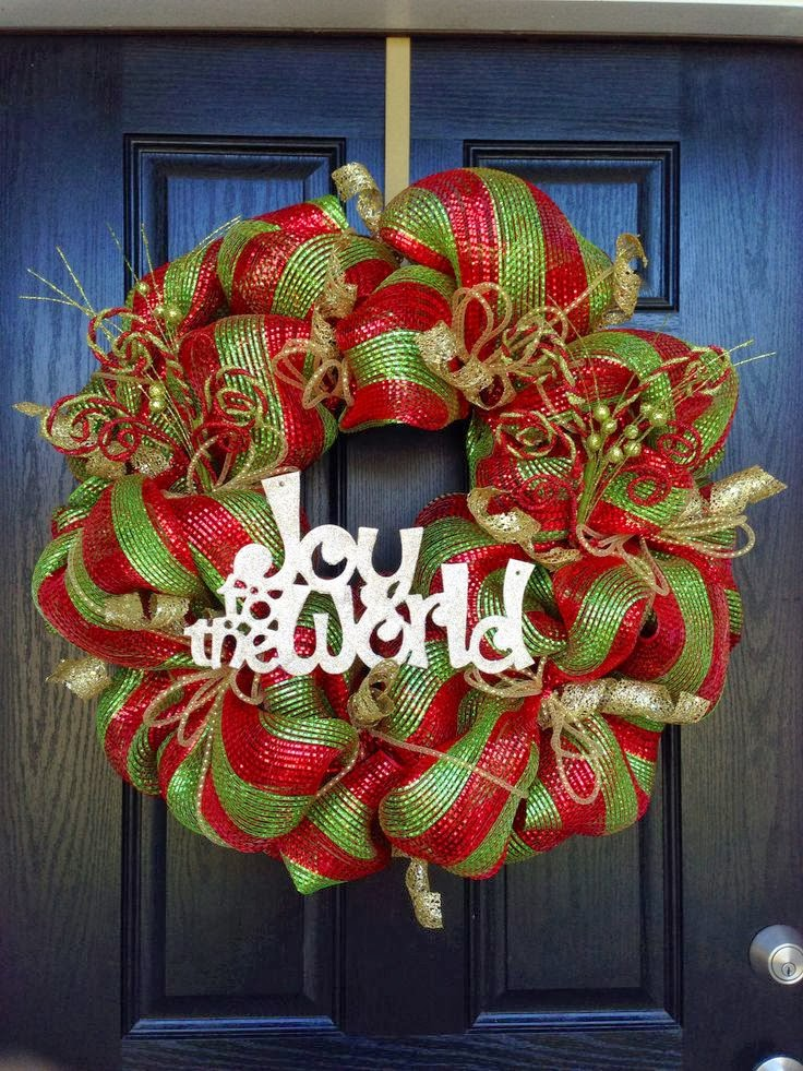 Wonderland Festive Wreaths Ideas