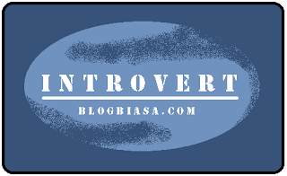 Apa itu pengertian introvert ? Bagaimana ciri-ciri karakter orang introvert ?